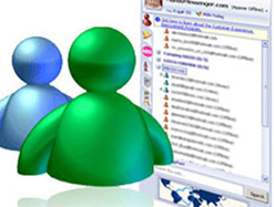 Windows Live Messenger'da kimse Yok!
